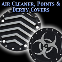A/C, Points & Derby Covers