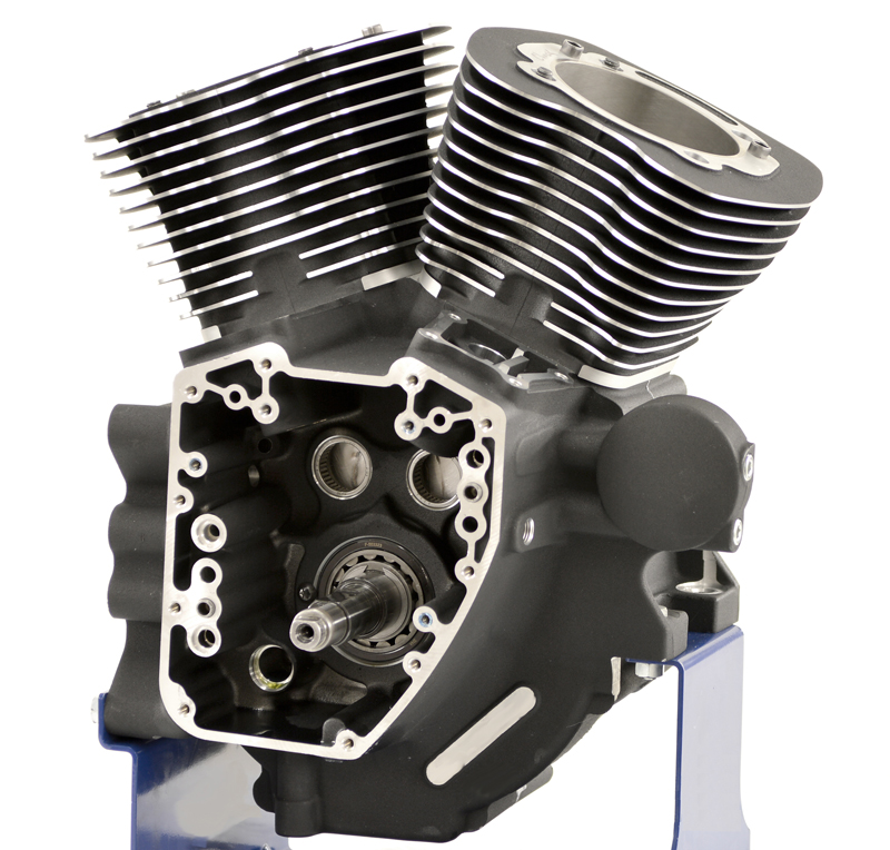 "124"" Short Block (A Motor) Engine Assembly"