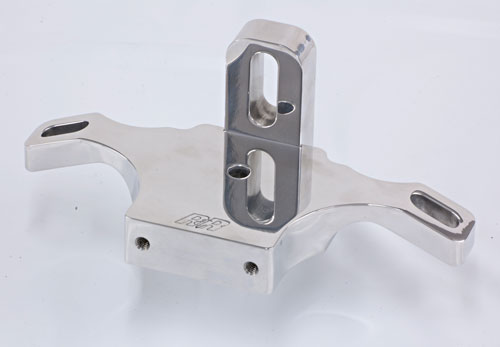 R&R Cycles, Inc. Billet Top Motor Mount (Softail® Style)