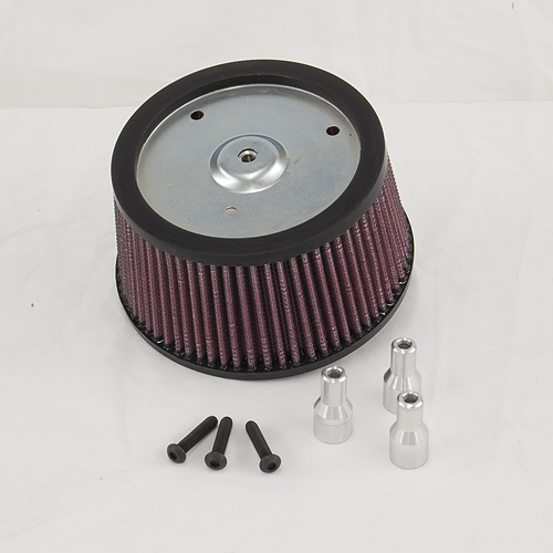 OverFlow Air Filter Upgrade Kit For STD TBW Hi Flow A/C