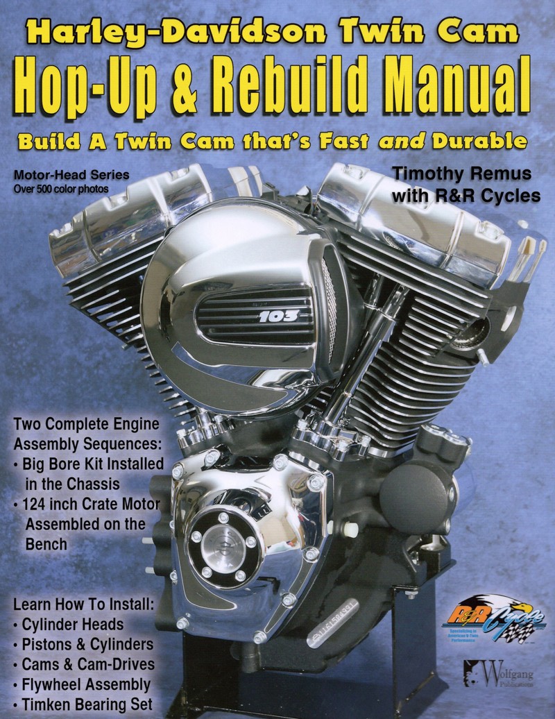 Hop-Up & Rebuild Manual Twin Cam