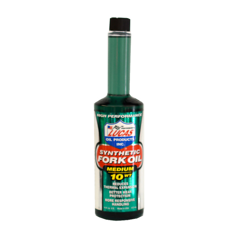 SYNTHETIC FORK OIL 10WT