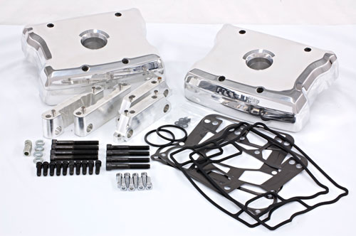 R&R Cycles, Inc. Billet Rocker Boxes (EVO®)