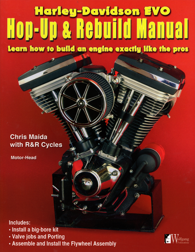 Hop-Up & Rebuild Manual Evo